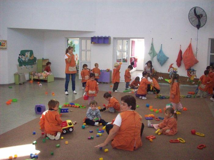 Inscripciones en el para el jard n maternal cerrito for Actividades para jardin maternal sala de 2