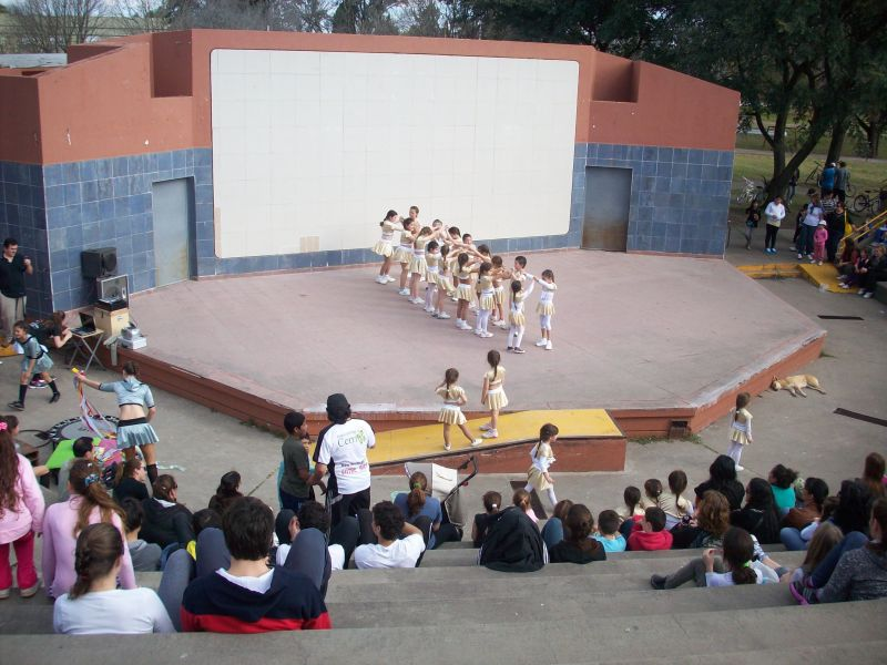 demostracion gimnasia