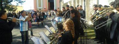 banda de musica en San Benito 1