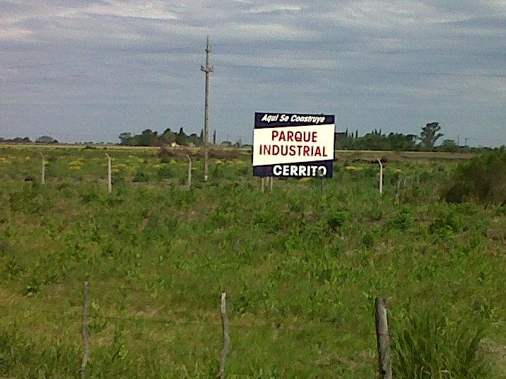 El municipio recibió el ANR para el Parque Industrial