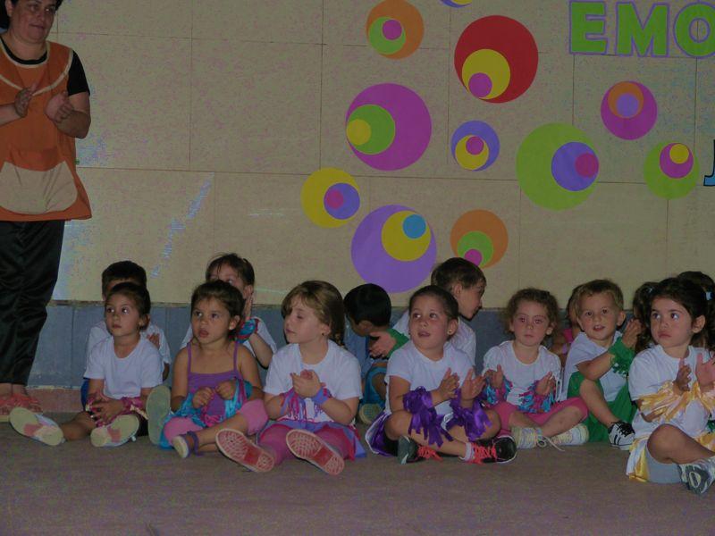 El jard n maternal realiz su muestra anual cerrito for Actividades para jardin maternal sala de 2