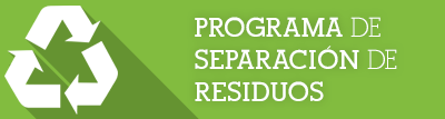 Programa de Separación de Residuos Domiciliarios