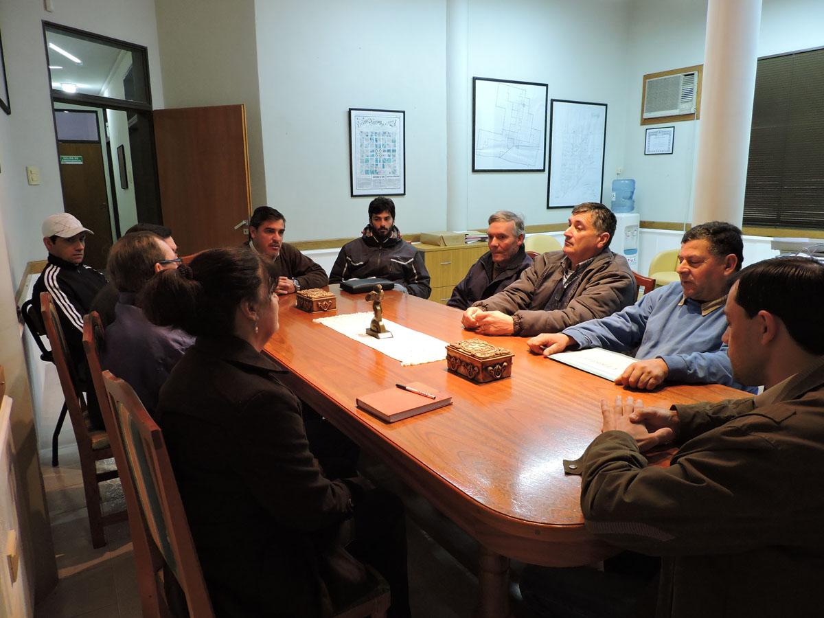 Acuerdo salarial con empleados municipales