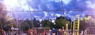 futbol de arena