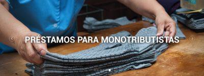 prestamo monotributistas