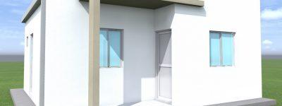 fachada vivienda - quinto circulo