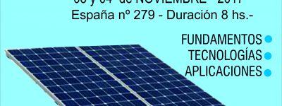 curso fotovoltaico nov 17