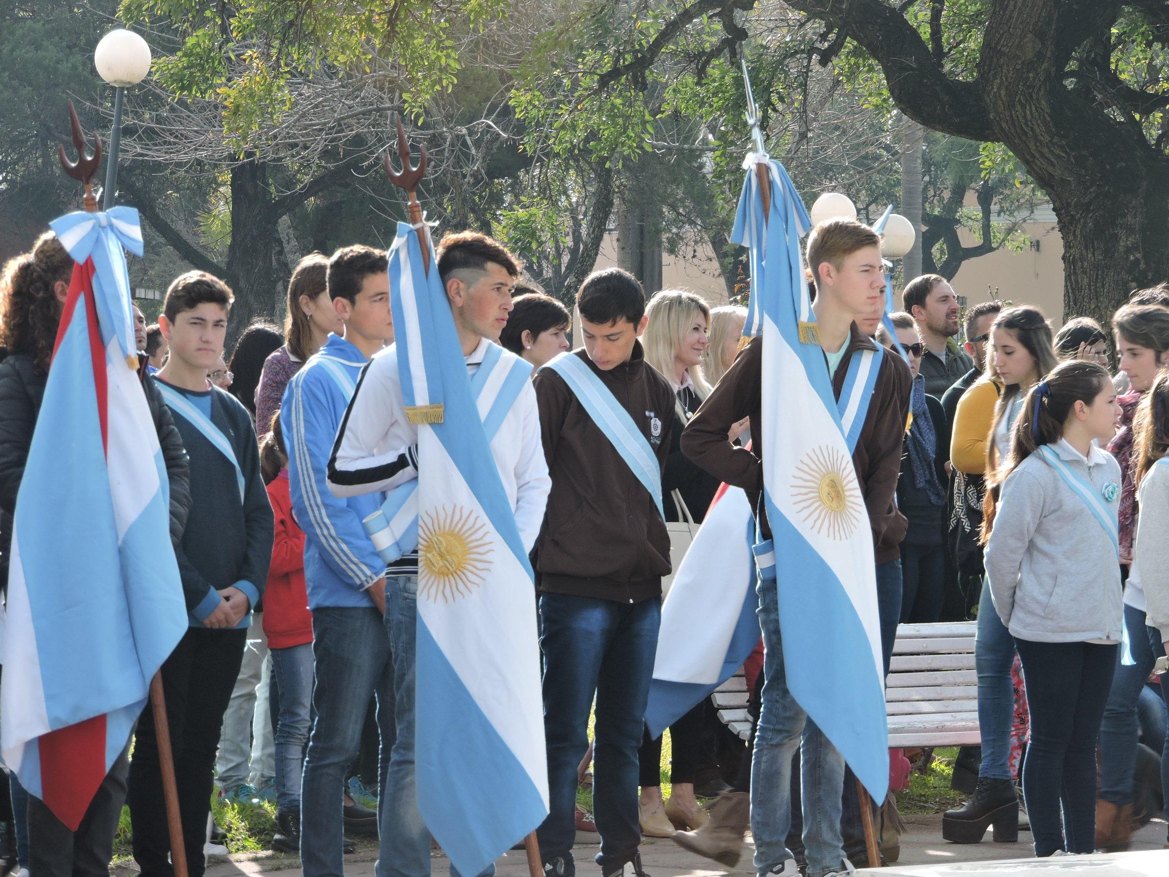 Hoy se realiza el acto recordatorio a San Martín