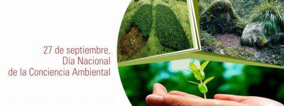 27 dia nacional de la conciencia ambiental home
