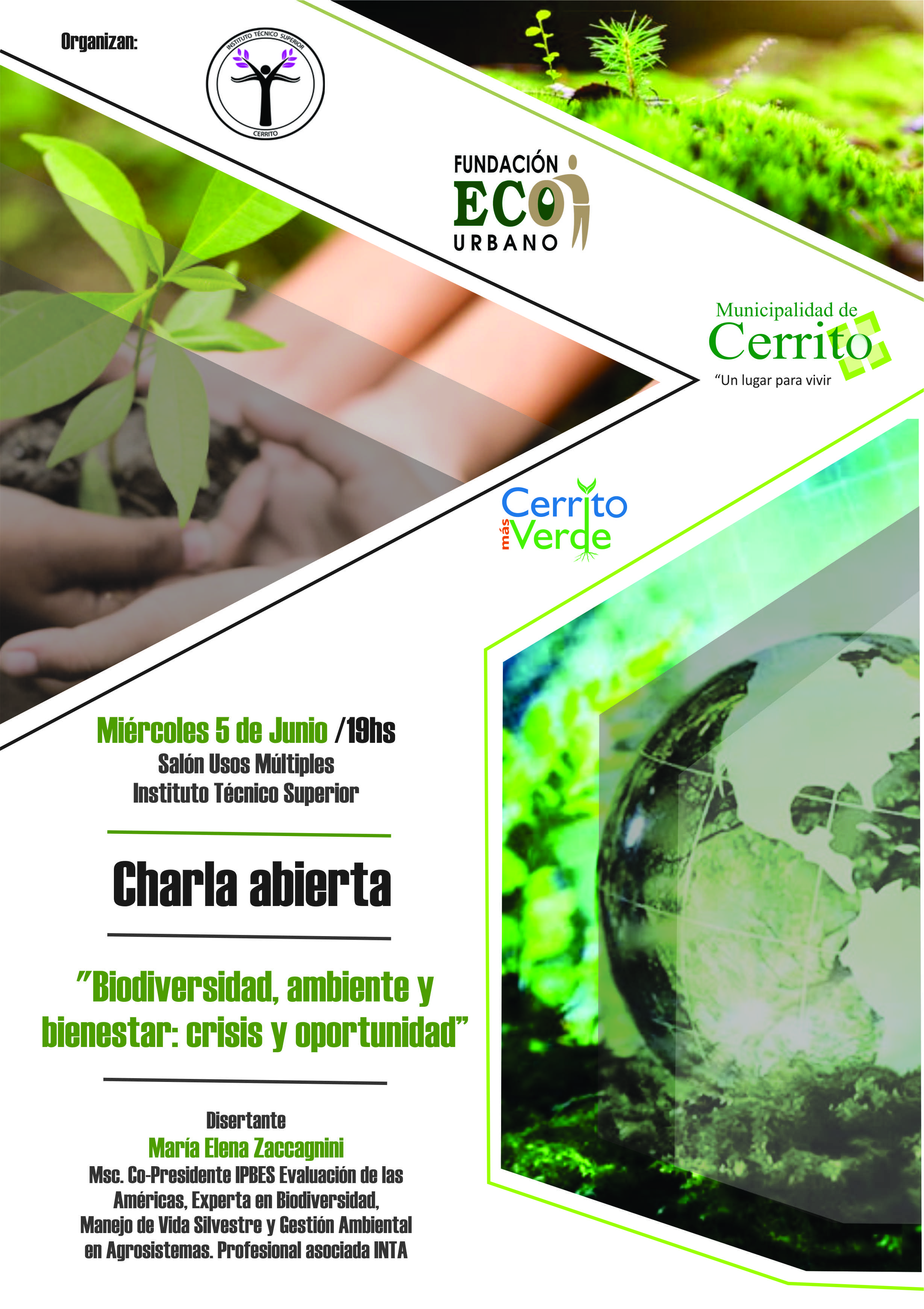 charla ambiente