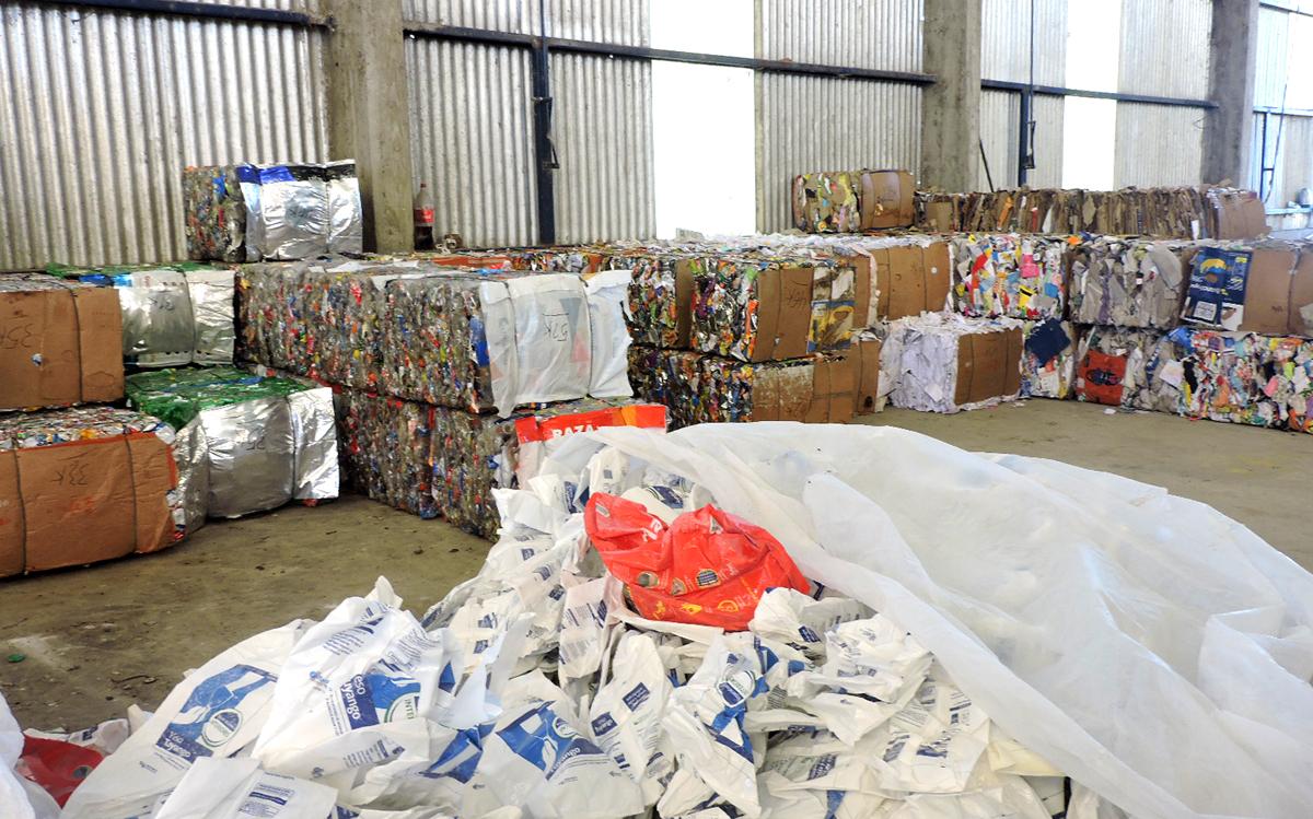Cerrito recicla sus residuos