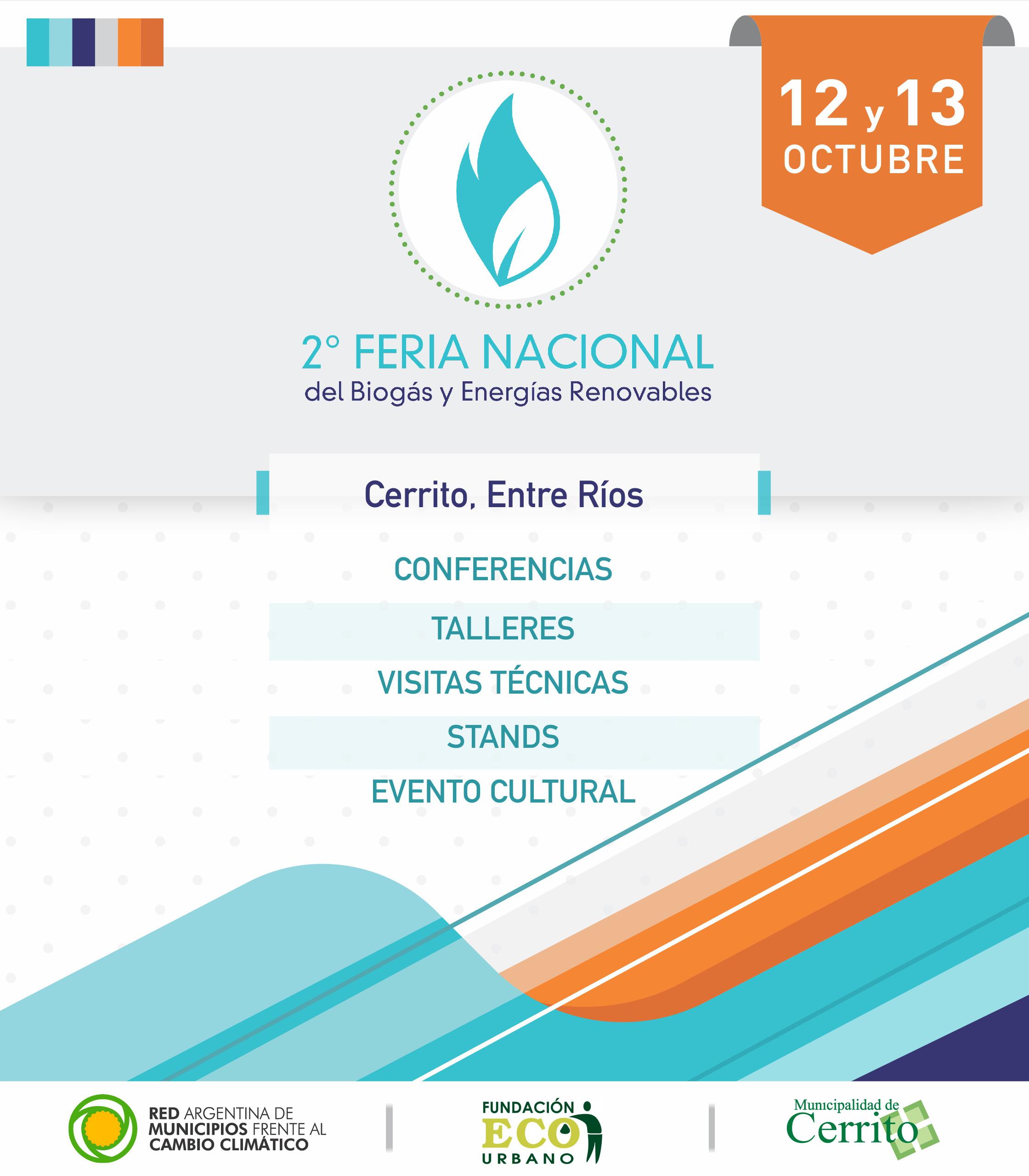 Feria Nacional del Biogas y Energias Renovables