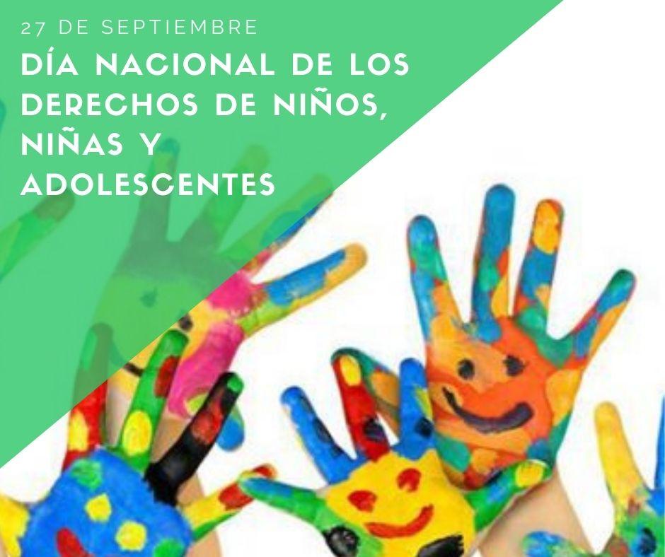 Día Nacional de los Derechos de Niños, Niñas y Adolescentes