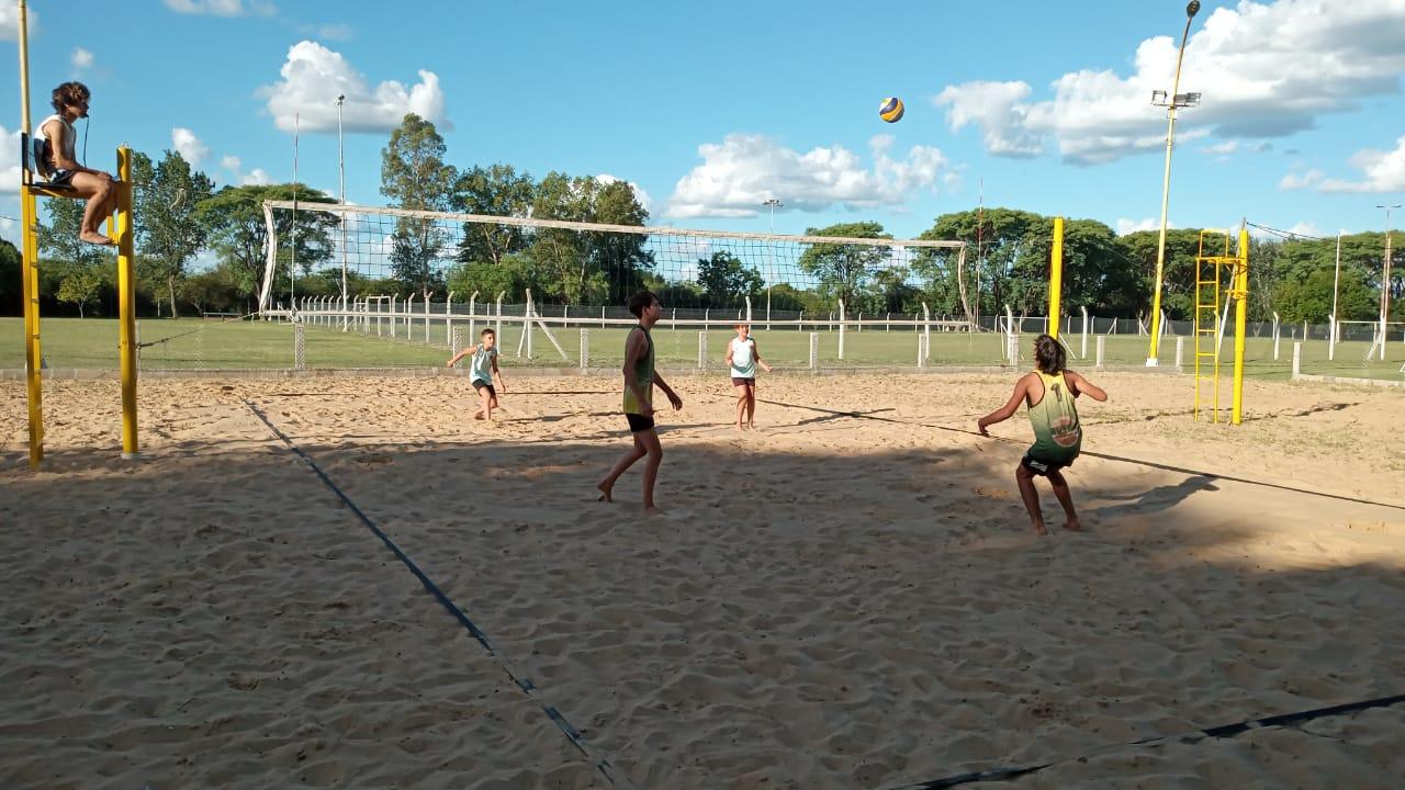 Torneo Clasificatorio Local de Beach Vóley