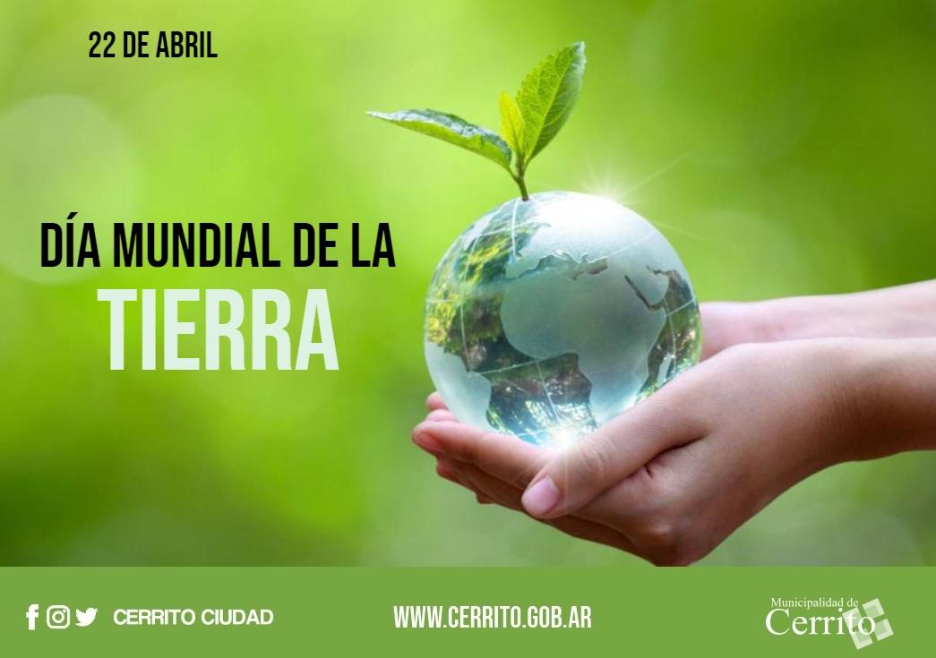 22 de abril: Día Mundial de la Tierra